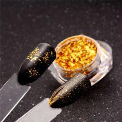 Glitter prah za nokte - 2 boje