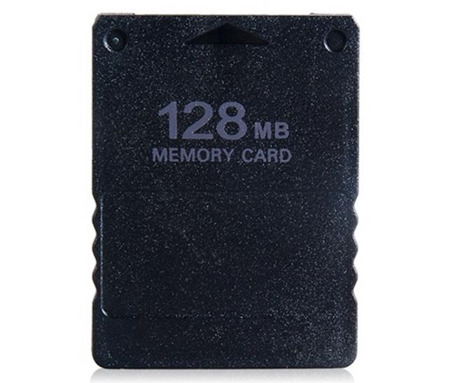 Karta pamięciowa 128 MB do PS2 1