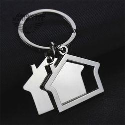 Kulcstartó házakkal