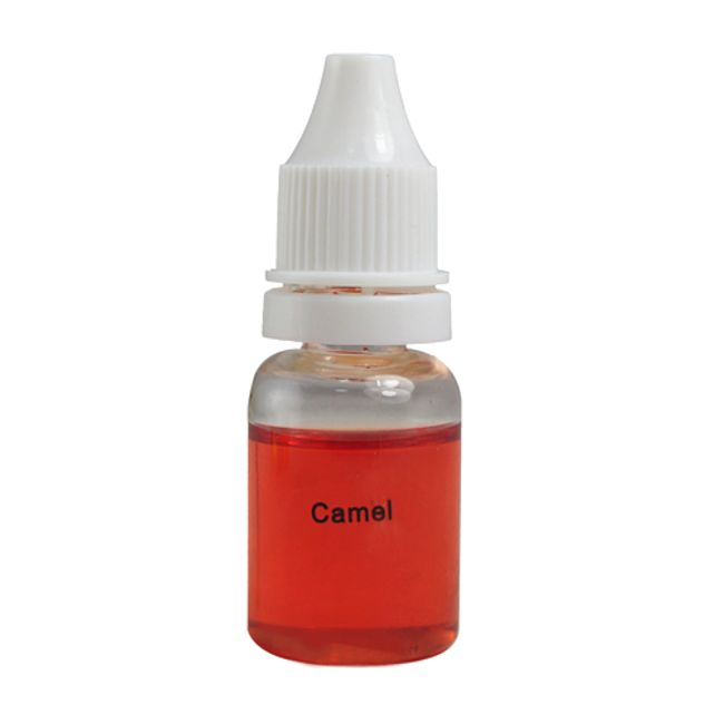 10ml E-liquid, příchuť Camel, vysoký obsah nikotinu 1