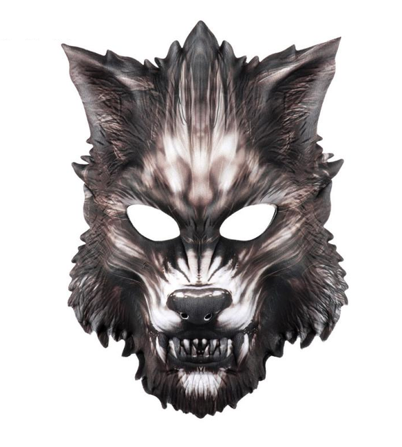 Maska Wolf 1