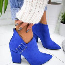 Дамски обувки с токче Dunya