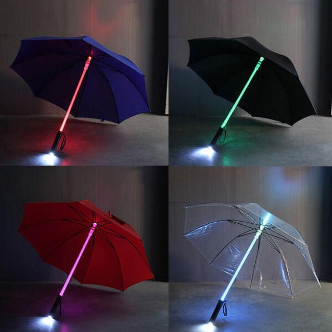 Világító LED esernyő 1