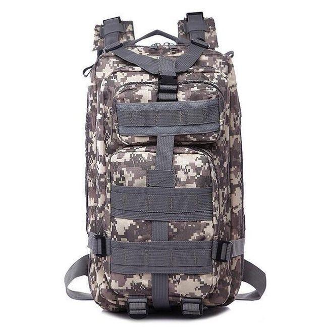 Taktikai hátizsák - 9 változat