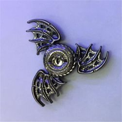 Fidget spinner cu aripi de dragon