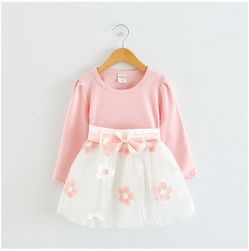 Obleka za malo princesko 1 - 12m