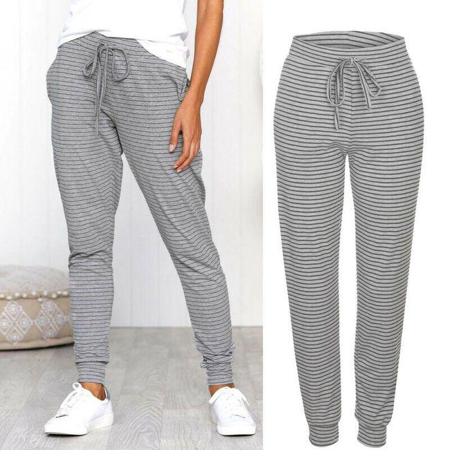 Damskie spodnie dresowe Carol 1