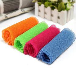 Abrazyjny ręcznik do usuwania martwych komórek