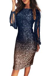 Bayan elbise Angelique