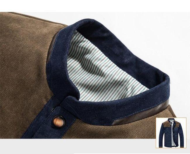 Férfi tavaszi kabát Collin