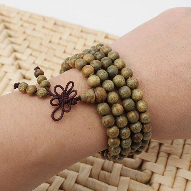 Буддийский браслет 1
