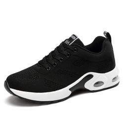 Dámské sportovní boty na vyšší platformě