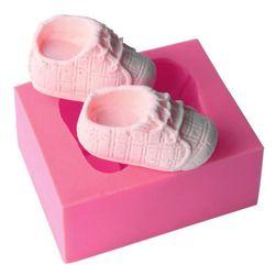 Silikonová forma - dětské botičky