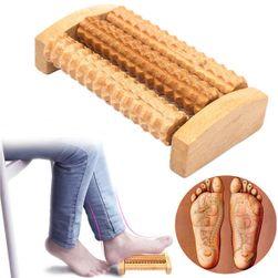 Дървен ролер за масаж