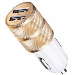 Зарядно за автомобил с два USB слота