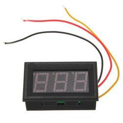 Akkumulátor feszültségmérő