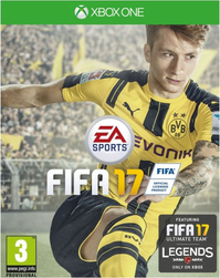 Игра (Xbox One) FIFA 17