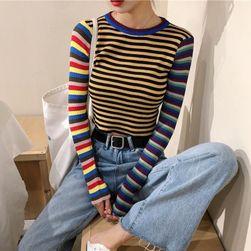 Женская футболка с длинным рукавом AI56