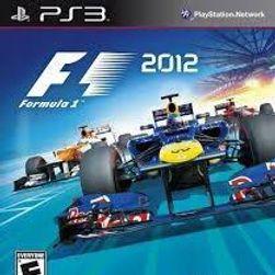 Gra  (PS3) Formula 1 2012