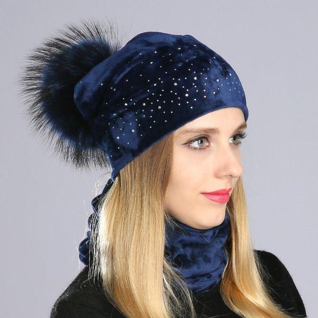 Bayan şapka Zimea 1