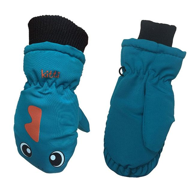 Zimowe rękawiczki dziecięce WG105 1