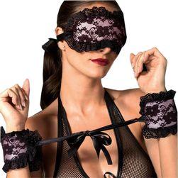 Sexi kajdanki i maska