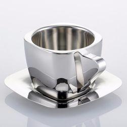 Rozsdamentes acél bögre - 3 változat