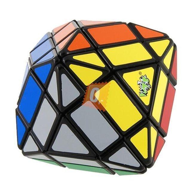 Rubikova kostka - gyroskop, uhlopříčná 1