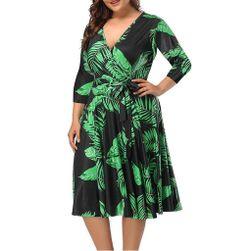 Damska sukienka plus size Storm