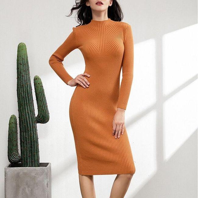 Damska sukienka DS49 1