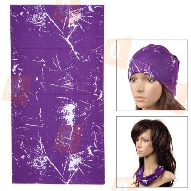 Multifunkční šátek - 2 barevná provedení 1