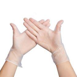 Tek kullanımlık eldiven seti  P100