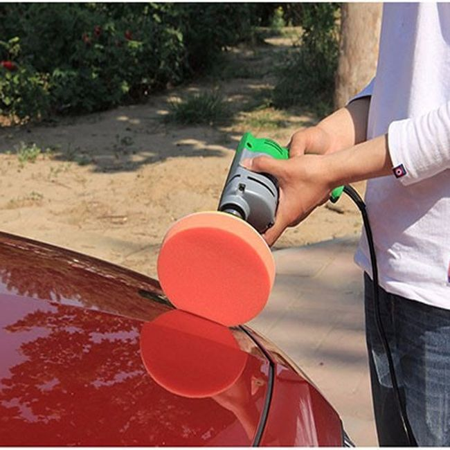 Polírozó készlet a karosszéria tisztítására és karbantartására 1
