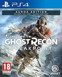 Gra (PS4) Tom Clancy ́s Ghost Recon Breakpoint Auroa Edition