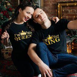 Majica za par King