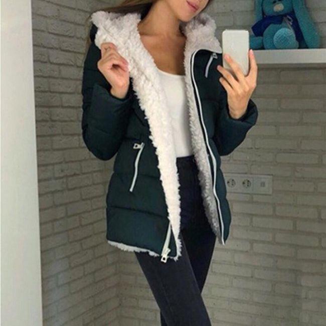 Bayan kışlık ceket Vanessa 1