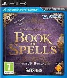 Gra  (PS3) Wonderbook: Book of Spells
