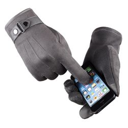 Moške zimske rokavice za telefon na dodtik Gasparo