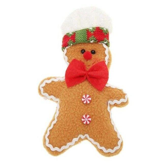 Vánoční ozdoby Brownie 1
