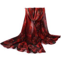 Női selyem sál - több változat