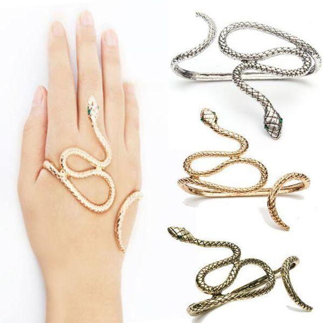 Змеиный браслет 1