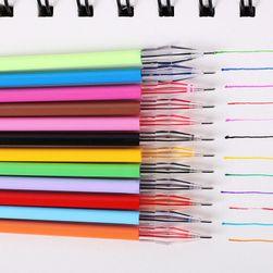 Set od 12 šarenih gel olovaka