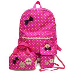 Комплект из рюкзака и сумочек