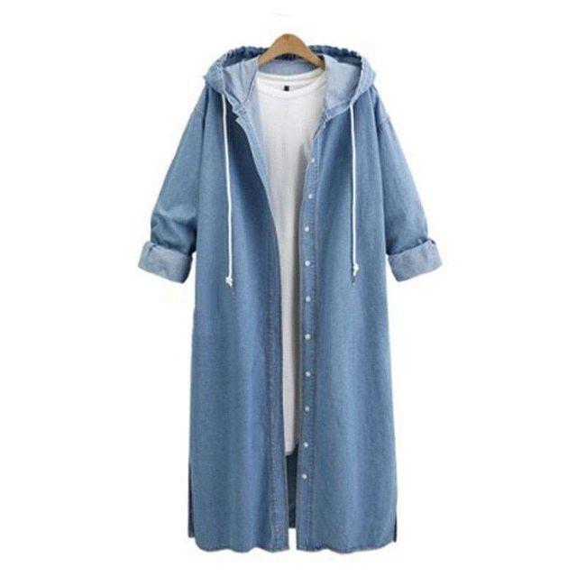 Ženski džins kaput 1