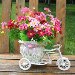 Rowerek trzykołowy w stylu provence TR48
