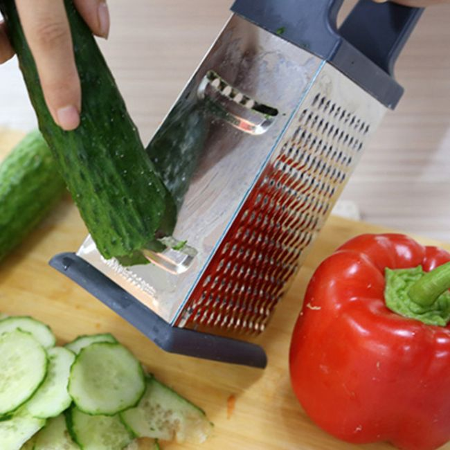 Struhadlo na zeleninu a ovoce - 10x21 cm 1