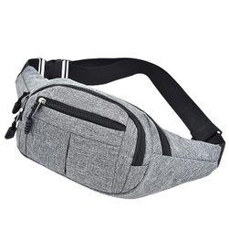 Мужская поясная сумка Mike