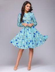 Dámské šaty s dlouhým rukávem Amelie
