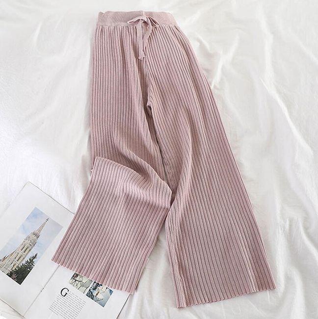 Damskie spodnie dresowe WT113 1
