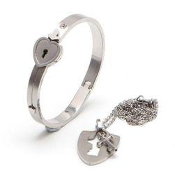 Çift için mücevher seti Hearth